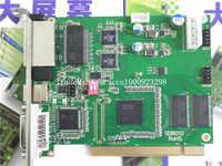 LINSN TS802 полноцветный RGB светодиодный дисплей, отправка карты, синхронный светодиодный видеоэкран, система управления