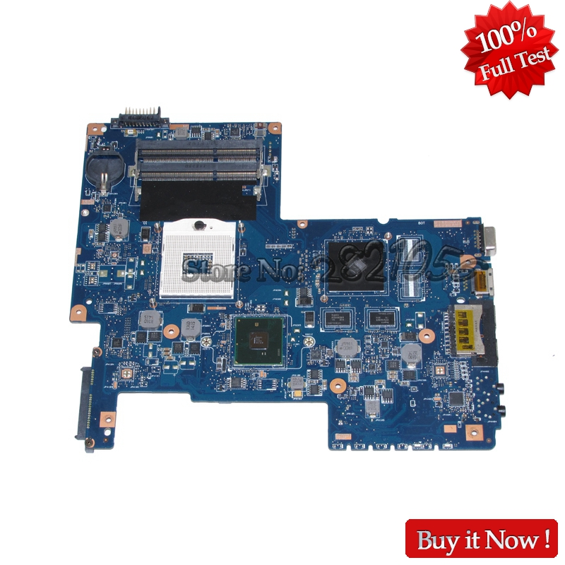 все цены на NOKOTION H000031380 MAIN BOARD For Toshiba Satellite C670 Laptop Motherboard HM55 DDR3 GT310M Video card онлайн