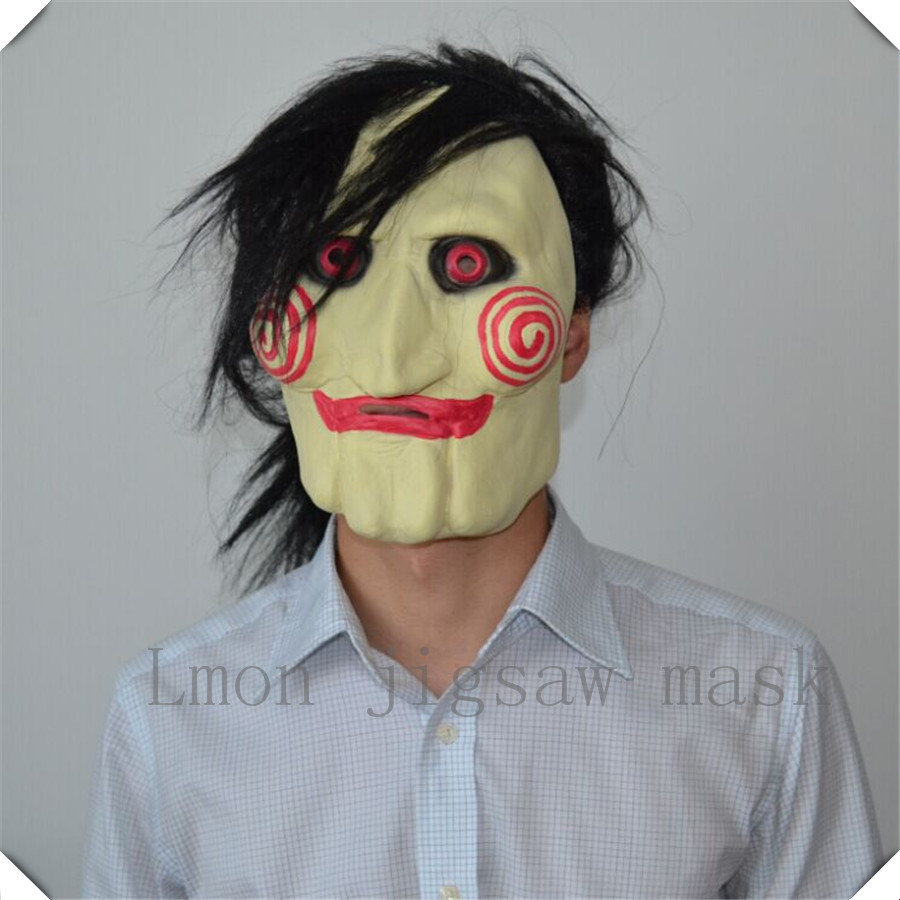 Popular Jigsaw Halloween Costume-Buy Cheap Jigsaw Halloween ...