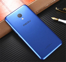 """Official Meizu Back Battery Cover For Meizu M5 Original PC Phone Case for Meilan 5 Housing Replacement Parts 5.2"""""""