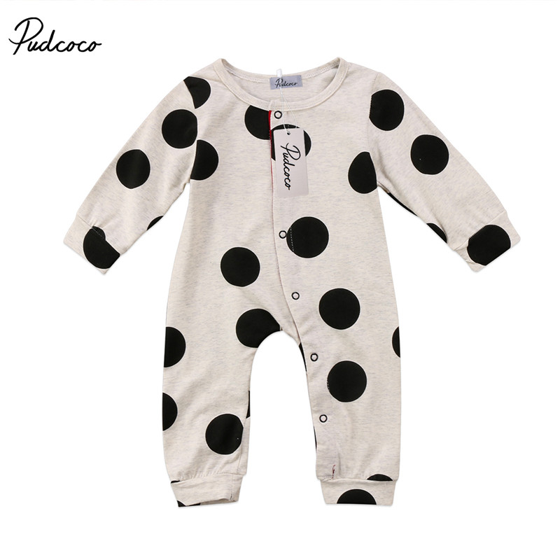 Newborn Baby Boys Girl Rompers Infant Cute Cow Romper Jumpsuit Clothes Sweater Outfits