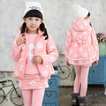 Kids Girls Winter Clothes Sets Suits For Girls Legging Set Girls Winter Clothing Set Girls Outfit Kids Clothes Free Shipping