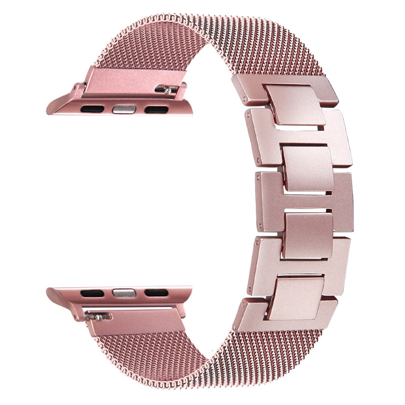 V-MORO 2017 New WATCH STRAP For APPLE WATCH 42MM 38MM Milanese Loop BAND For Apple Watch CORREAS Nike+ Series 1 /2 Sport Edition v sport ft209 2