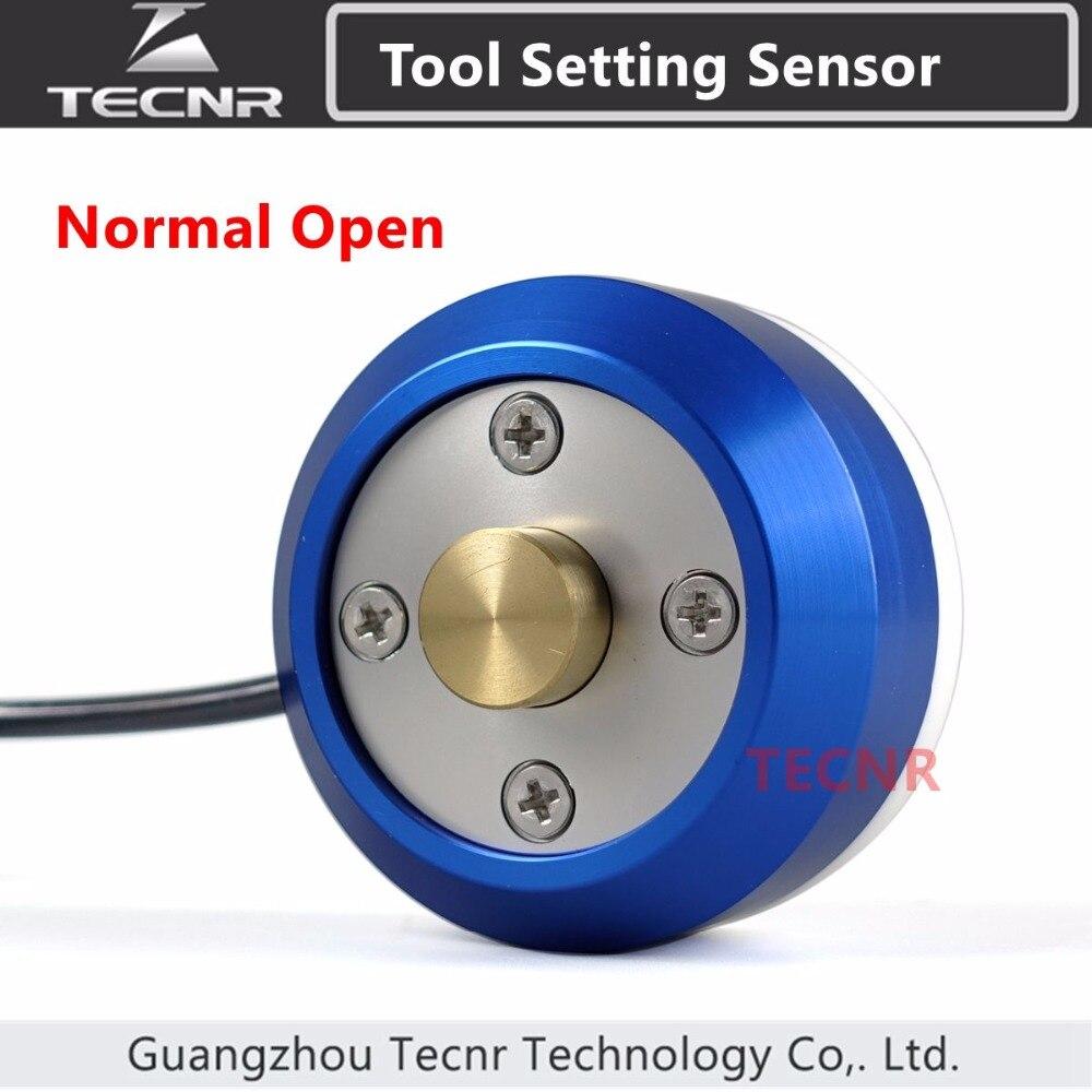 CNC Router Z Axis Setter Tool Setting Instrument Auto-Check Tool Sensor Block Zero Setting Sensor