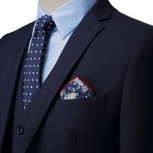 Wool Men Clothing Wedding Suits (Jacket+Pants+Vest) Slim Fit