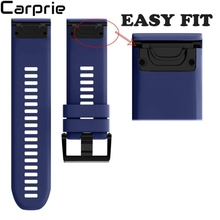 NEW Best Price ! 26MM Replacement Silicagel Soft Quick Release Kit Band Strap For Garmin Fenix 5X GPS Watch jun25