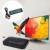 En la acción! Caja completa 1080 p HD Media Player MKV AVI H.264 HDMI + Remote + Adaptador de Enchufe de EE. UU. Más Reciente