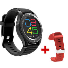 G8 Smart Watch Bluetooth Fitness Tracker SIM Card Call SMS Reminder Heart Rate Blood Pressure Monitor Smartwatch For IOS Android
