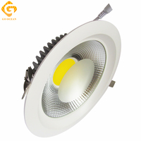 GO OCEAN Downlights Down Light 7W 10W 15W 20W 30W COB Downlight Dimmable LED Downlight Recessed