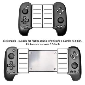 Image 3 - Controlador telescópico sem fio telescópico sem fio bluetooth do jogo móvel do jogo de bluetooth do controlador do jogo móvel para o telefone android