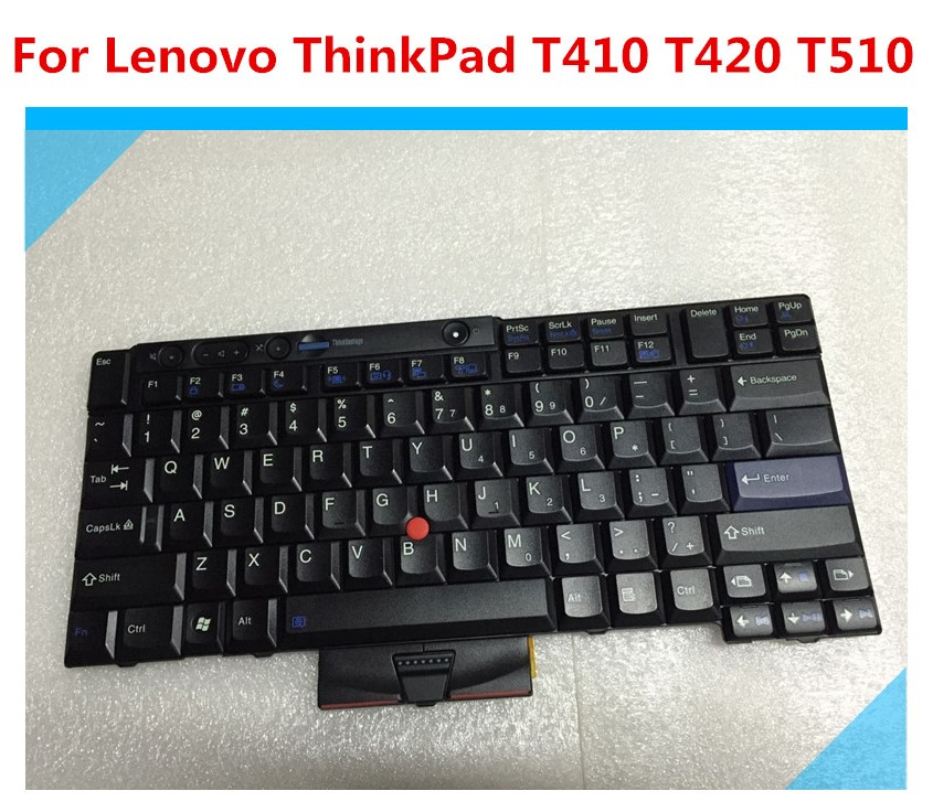 Original New for Lenovo ThinkPad T410 T420 T510 T520 W510 W520 X220 Keyboard US стоимость