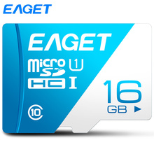 EAGET T1 Memory Card Micro sd card 128gb 64gb 32gb Class10 U1 microsd SDHC/SDXC tf card flash memory card For Phone Tablet Drone