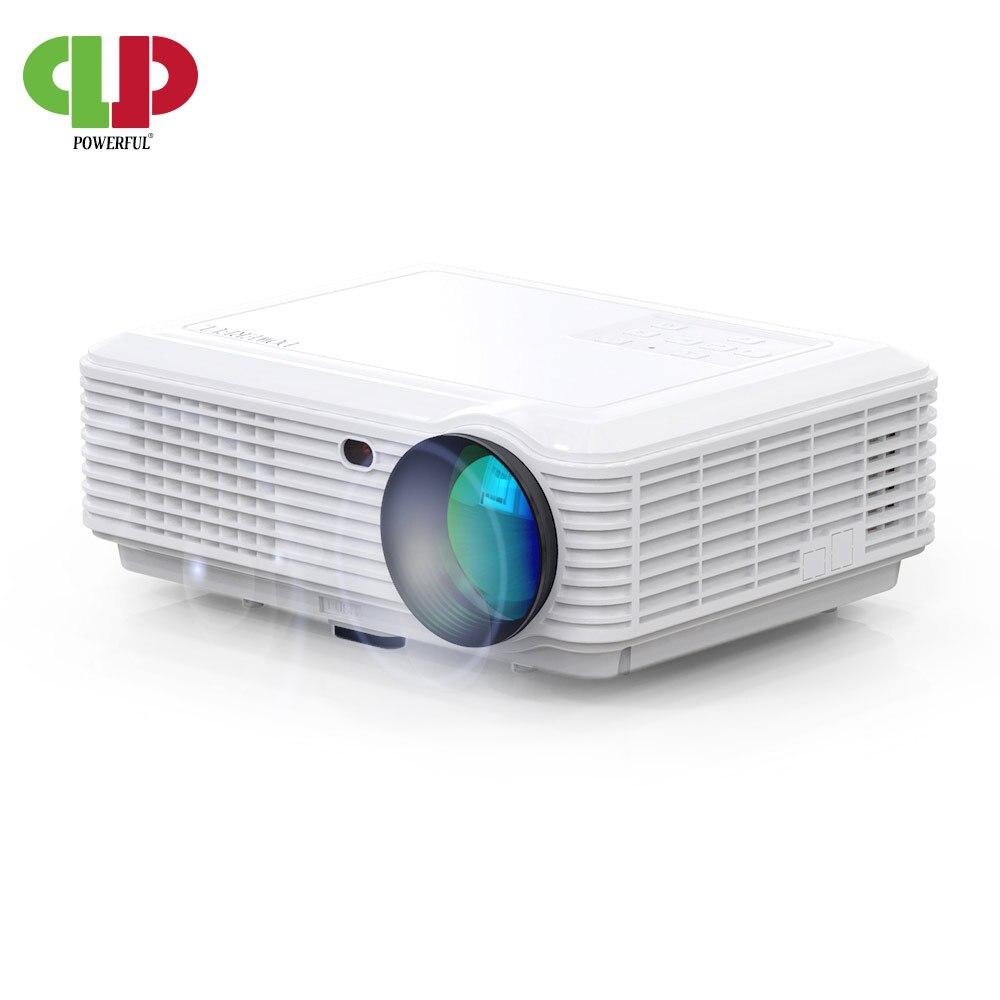 Projecteur Powerfel HD SV-228 projecteur Pro 3000 lumens projecteur 4 K Android WiFi pour projecteur vidéo TV Full HD 1080 P projecteur maison
