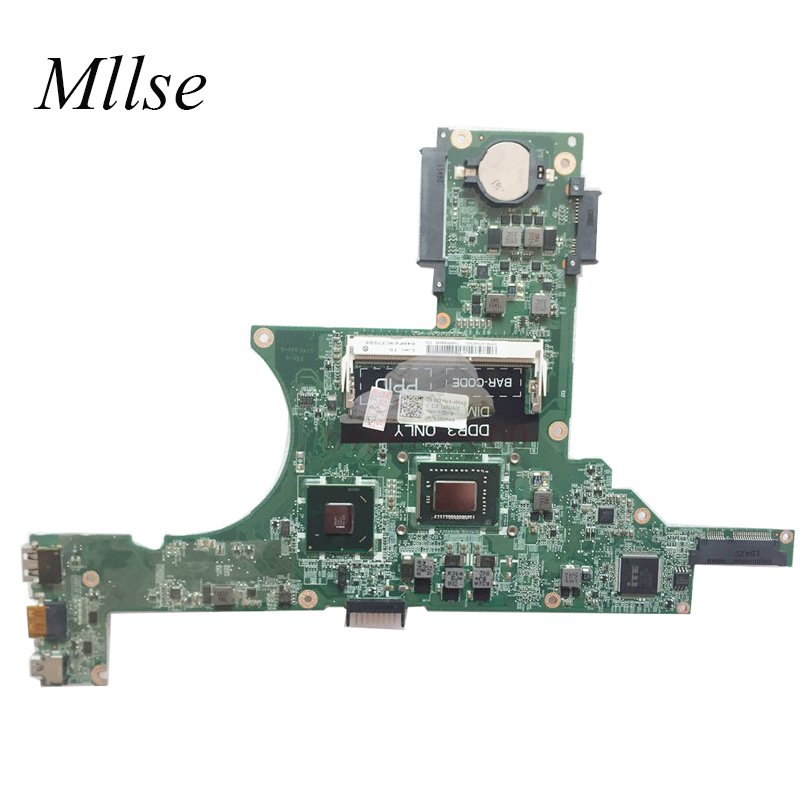 Free Shipping FOR Dell Inspiron 14Z N411Z Laptop Motherboard 85MW9 085MW9 DA0R05MB8D2 HM67 W/ <font><b>i5</b></font>-<font><b>2450M</b></font> CPU image