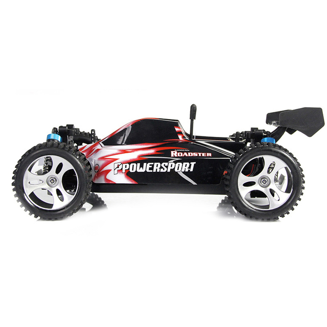 WLtoys A959 Electric Rc Car Nitro 1/18 2.4Ghz 4WD Remote Control Car High Speed Off Road Racing Car Rc Monster Truck For Kids 2