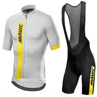 Brand New Mavic Quick Dry Short Sleeve Cycling Clothing Breathable Bike Riding Wear Ropa Ciclismo Bicycle