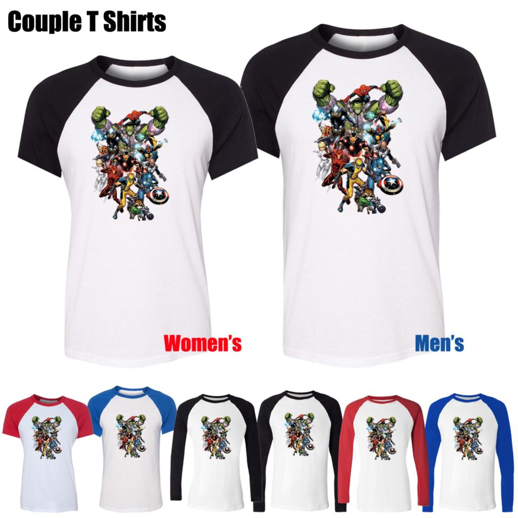Personalised T Shirts For Couples Chad Crowley Productions