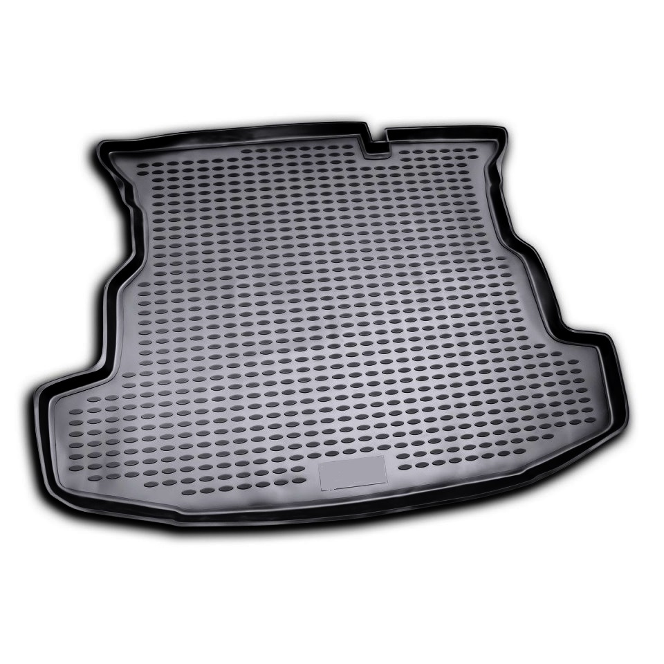 Car trunk mat for Fiat Albea Sedan (2002-2012) Element NLC1517B10