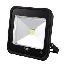 Светодиодный проекционный светильник 50 Вт открытый водонепроницаемый открытый прожектор светильник рекламный щит лампа супер яркий светильник ing проекционный светильник поисковый светильник