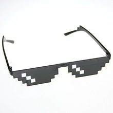 Thug Life Glasses 8 Bit Pixel Deal With IT Sunglasses Unisex Sunglasses HOTSELL LTT9250