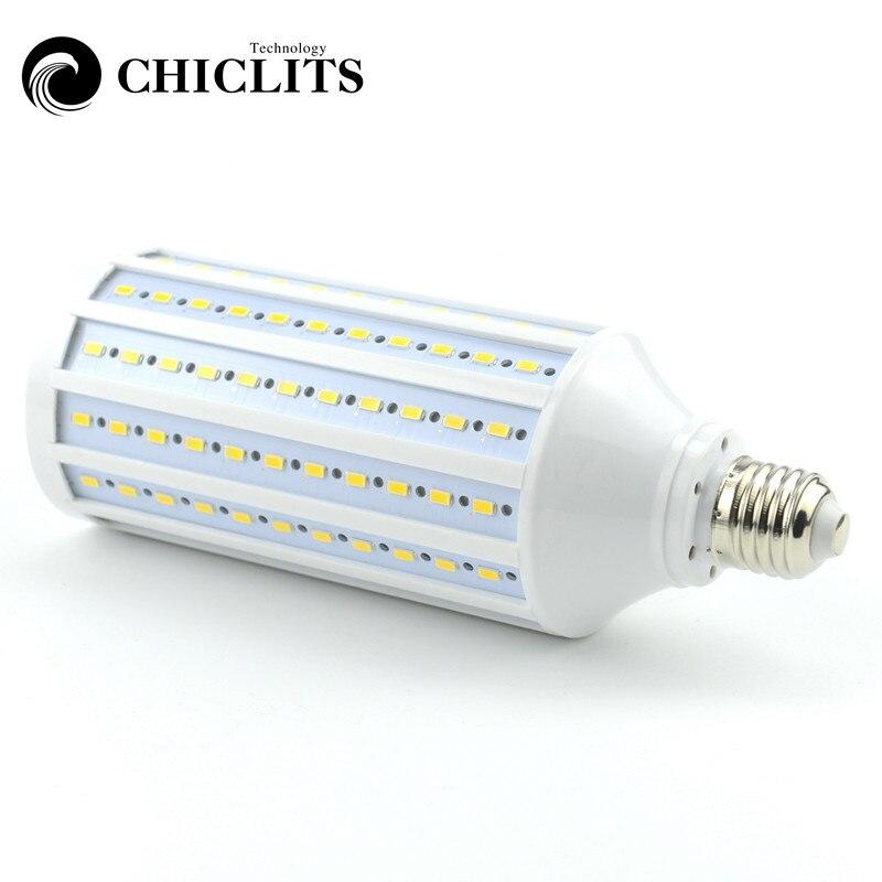 CHICLITS LED Corn Bulb E27 SMD 5730 5W 10W 15W 20W 30W 40W 60W 80W 100W 150W Warm/White 360 Degree Lighting LED Lamp Light