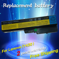 JIGU Laptop Battery 45K2221 L08O6D01 L08S6D01 For Lenovo IdeaPad V430a V450A Y430 Y430A Y430G Y430 2781