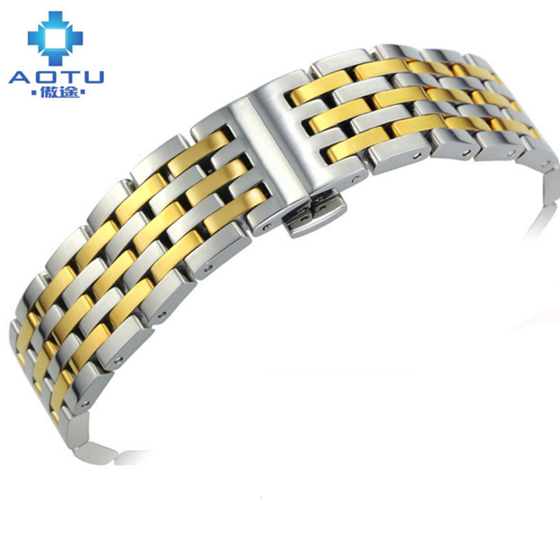 Stainless Steel Watch Strap For Tissot 1853 T019 HERITAGE Series Watch Top Brand Men Watchbands Watch Strap 20 mm Male BraceletStainless Steel Watch Strap For Tissot 1853 T019 HERITAGE Series Watch Top Brand Men Watchbands Watch Strap 20 mm Male Bracelet