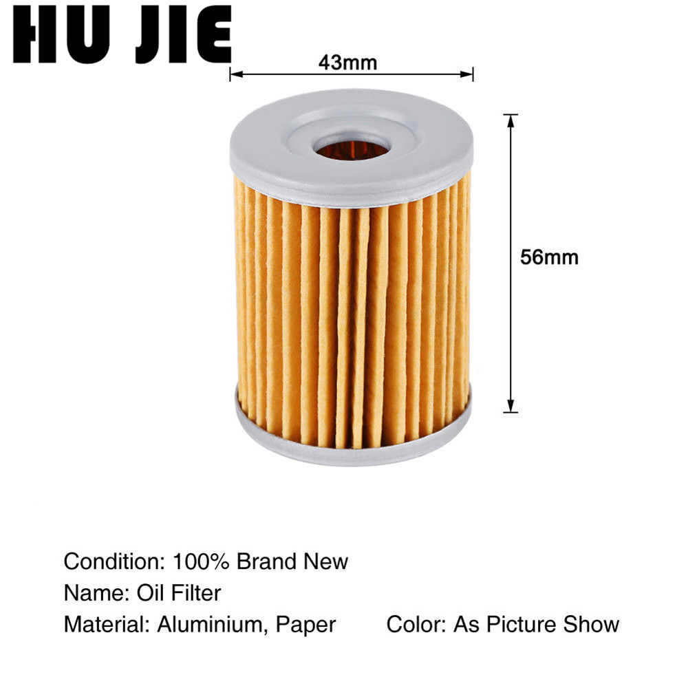 Image 4 - 1 x Motorcycle Oil Filter For Suzuki AN250 400 AN 250 AN 400 Burgman 1999 2006 00 01 02 03 04 05-in Oil Filters from Automobiles & Motorcycles