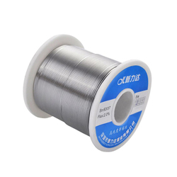 Leaded Tin Solder Wire Welding Wire  0.5mm 0.6mm 1.0mm 500g Low Melting Point SN 63/37 with Flux 2%