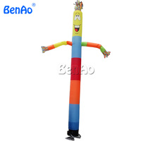 AD02 BENAO Hot selling Inflatable Wave One leg Multicolor Arms air dancer sky dancer 13ft 20 ft promotion wholesale price