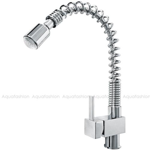 LED Kitchen Faucet Mixer Tap Sink Faucet  (21)