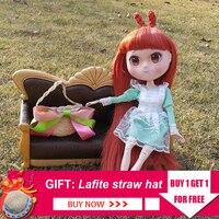 Симпатичные Классические куклы Bjd шарнирное тело 1/6 игрушка сочетание с модельными туфлями сумка серьги часть на продажу Bjd девушка кукла 26