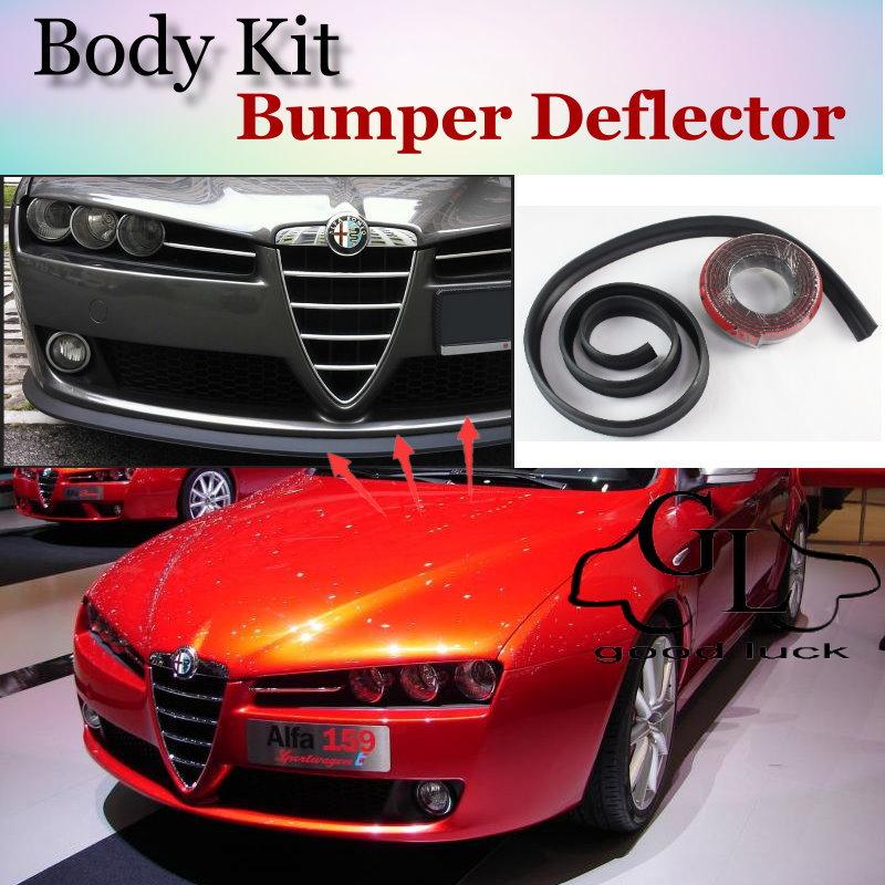 Aliexpress.com : Buy Bumper Lip Deflector Lips For Alfa