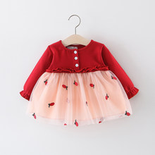 d8e2c0b79 Popular Baby Strawberry Dress-Buy Cheap Baby Strawberry Dress lots ...