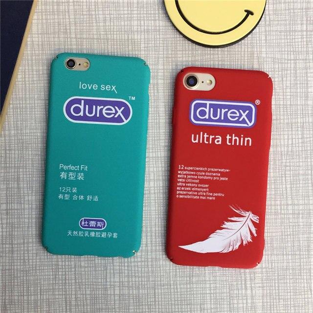 coque iphone 6 durex