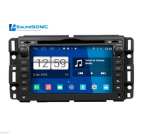 Android 4.4.4 For GMC Yukon XL Denali Acadia Sierra Outlook Vue Tahoe Car Radio Stereo DVD GPS Navigation Autoradio Head Unit