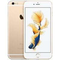 Original Apple iPhone 6 2GB RAM 16GB 64GB 128GB ROM 12.0MP LTE camera fingerprint unlocked 5.5 inch Refurbished Apple phone