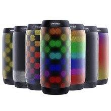 Earamble LED Bluetooth Колонки водонепроницаемость брызг Портативный стерео HD звук Динамик Встроенный микрофон