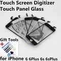 Сенсорный Экран Digitizer Передний Дисплей Сенсорная Панель Стекло Сенсорного Экрана для iPhone 6 6 Plus 6 s 6 sPlus Плюс Подарок Инструменты Замена Части
