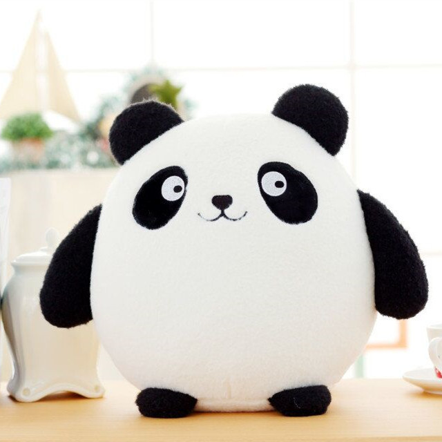 0abd29556bc Plush Toys Panda Bamboo Charcoal Car Pillow Mini Cartoon Stuffed Soft Toys  Large Stuffed Animals Doll China Baby Plush Toy Panda-in Stuffed   Plush  Animals ...