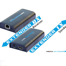 1080P HDMI Extender HD Singal Network Extender Repeater to 120M Over IP/TCP UTP/STP CAT5e/Cat6 LAN RJ45 Sender+Receiver LKV373 стоимость