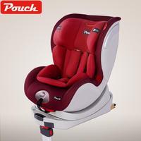 Детское автокресло для детей 0-4 лет, детское сидящее сиденье, немецкое качество, сертификация 3c, двусторонняя установка