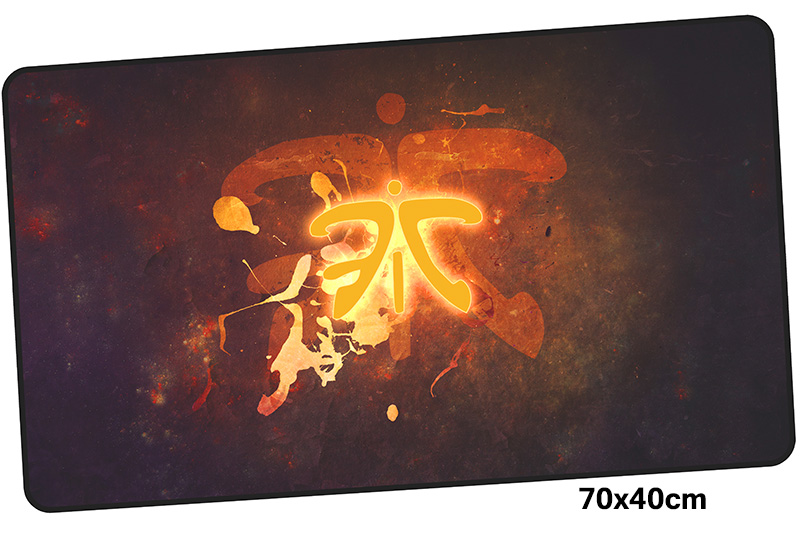 fnatic mousepad gamer 700x400X3MM gaming mouse pad large Aestheticism notebook pc accessories laptop padmouse ergonomic mat