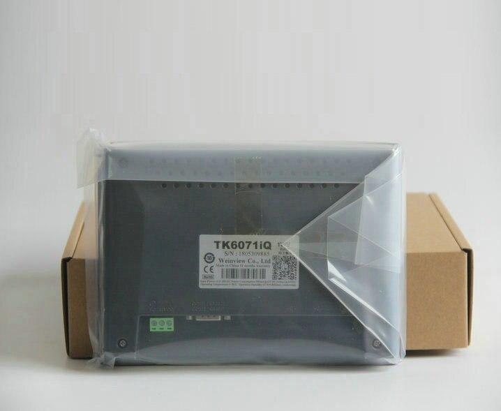 Weinview HMI 7 pouces TK6071IQ 800*480 modèle d'écran tactile