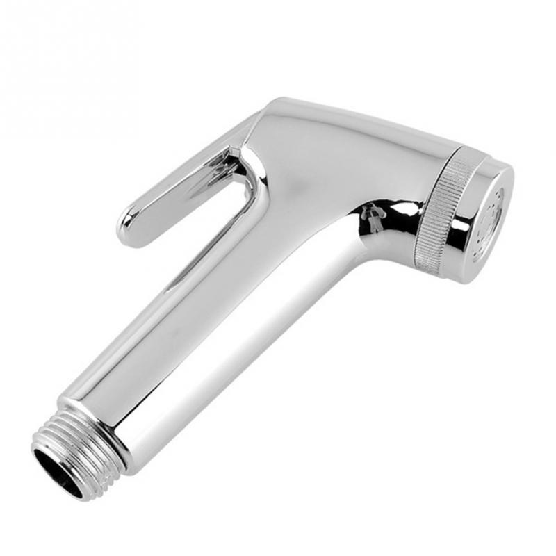 Practical Wall Mounted Handheld Toilet Spray Bidet Bathroom Sprayer ...