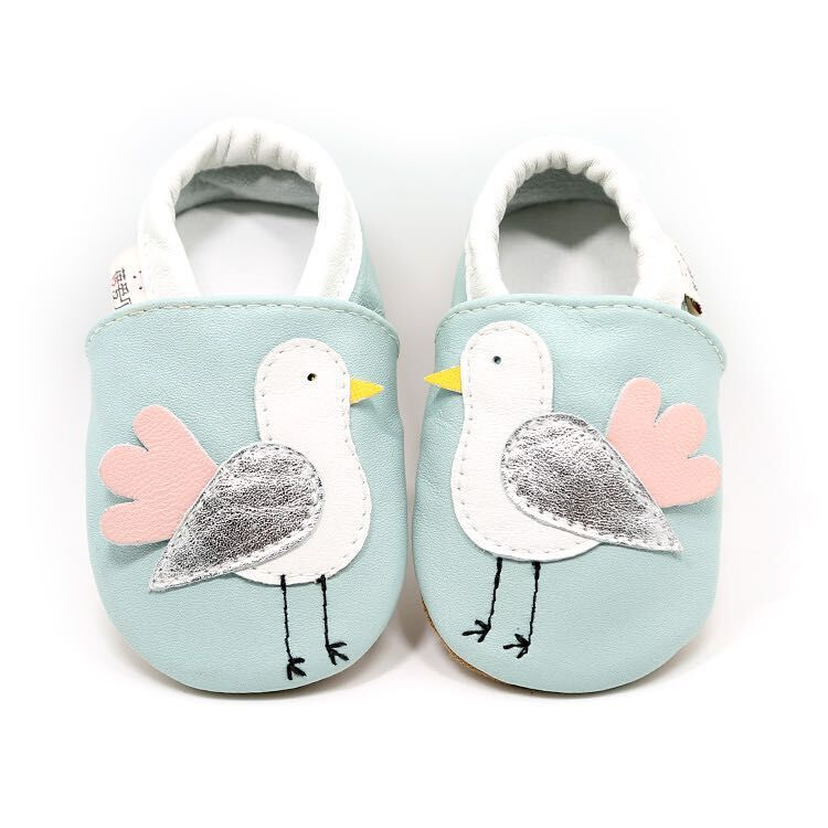 Baby Shoes Newborn Leather Cartoon Style Baby Moccasins Genuine Leather Soft Sole Newborn Baby Shoes Animal Infant Bebe Walkers