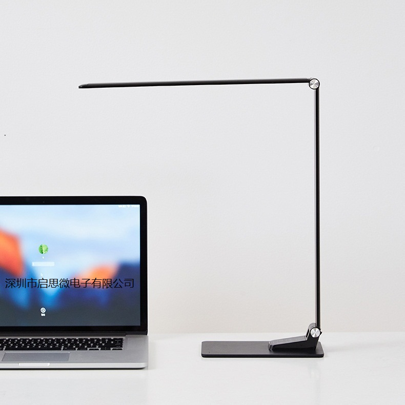 Newest LED Table Lamp Eye Protection USB Rechageable Desk Lamp Touch Switch Read Light Ultrathin Light 3 Mode Dimming classic led table light ultrathin design charging lamp page 2