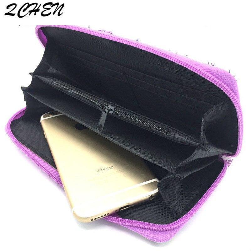Women wallet long Purses Tassel lovely Bear Coin Purse Card Holder Female High Quality Clutch Money Bag PU Leather Wallets 453