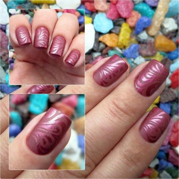 BORN PRETTY Super Matte Change Surface Glossy Oil Nail Polish Varnish for Normal Regular Polish Lacquer