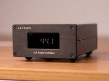 Nobsound interfaz de Audio USB hi end Italy Amanero, convertidor coaxial Digital USB a I2S, 384K DSD512 DAC